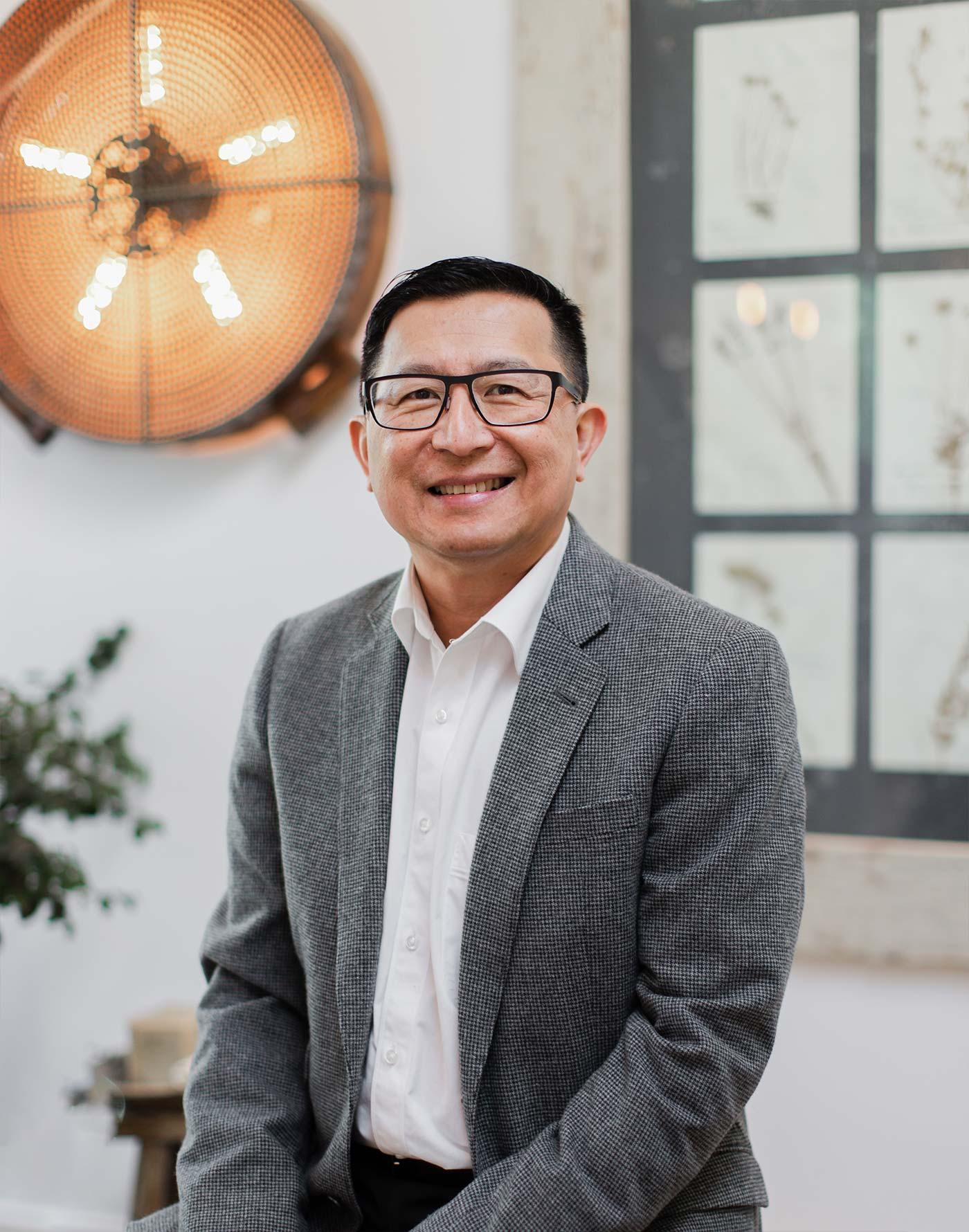 Dr Jake Lim